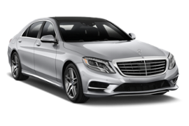 Chauffeur Car Fleet Mercedes S Class