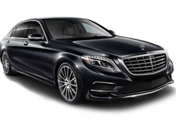 Chauffeur Car Fleet Mercedes S Class (Black)