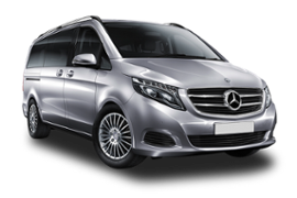 Chauffeur Car Fleet Mercedes V Class