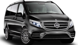 Chauffeur Car Fleet Mercedes V Class (Black)