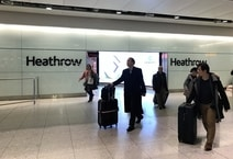 Heathrow Airport Chauffeur service