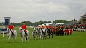 Horse Racing Chauffeur Royal Ascot
