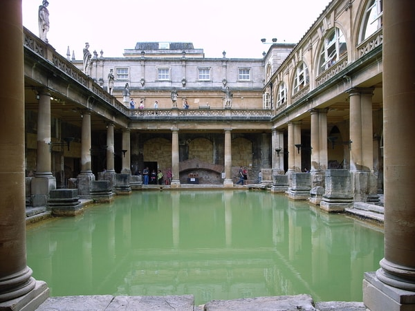 City of Bath Roman Baths Chauffeur Tour