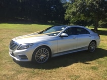 Wedding car chauffeur service